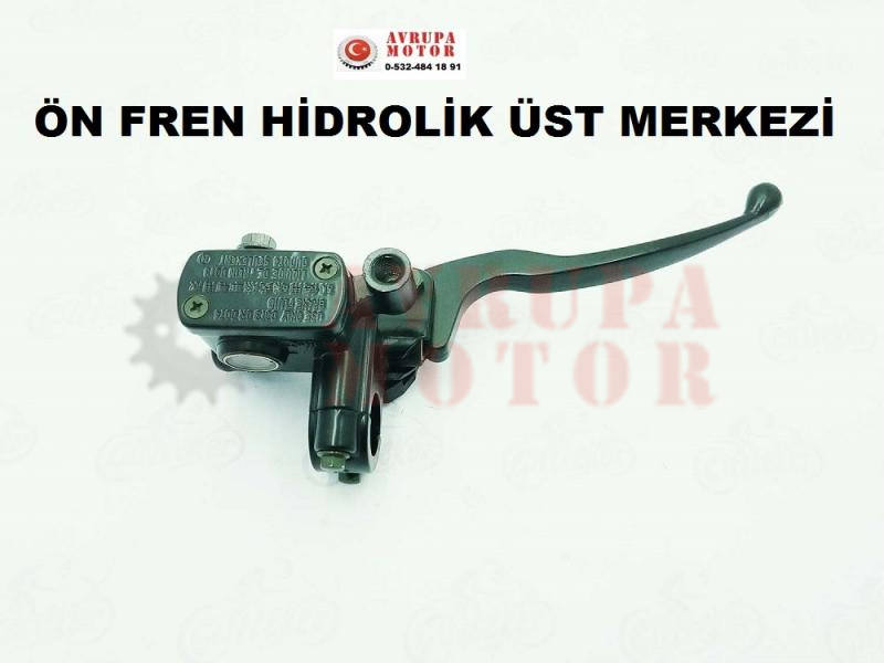 02-On Fren Ust Merkez Cross GY 150-C-