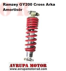 Arka Amortisor Cross GY 150-B-37-GY200 RMZ