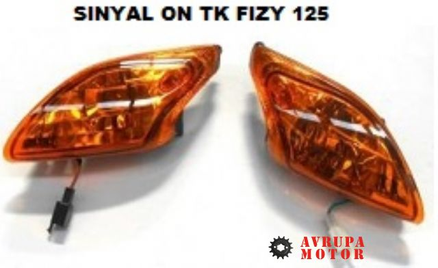 SINYAL ON TK FIZY 125-C-