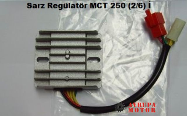 Sarz Regulator MCT 250 (2/6)-B-OM