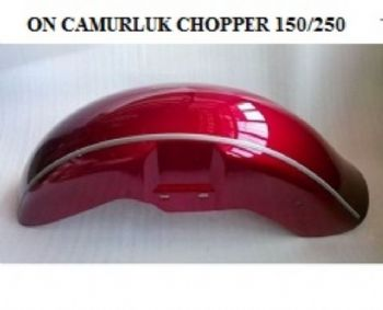 On Camurluk Choper QM 250 (Bordo)