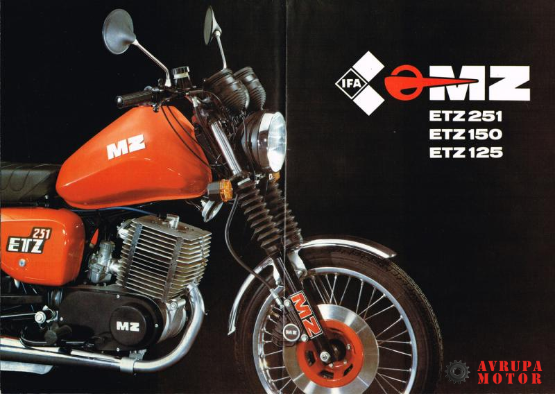 MZ Far Komple Klasik IFA-B-