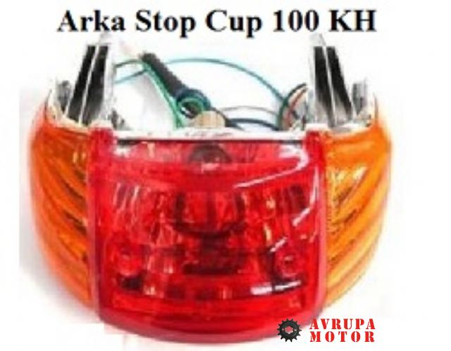 Arka Stop Cup 100 KH-C-R