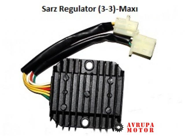 Sarz Regulator-Sct-T5-(3X3)-A-