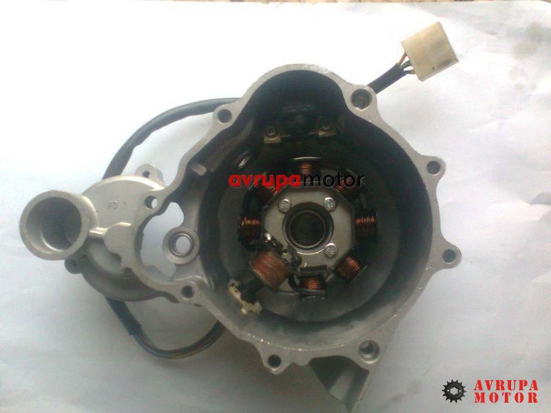 Alternator Kapak (Statorlu) Racing 150-23 (C)