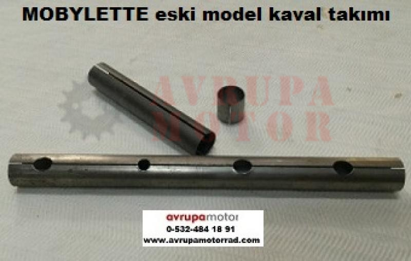 On Amortisor Ic Kaval Takımı MOBYLETTE-A-
