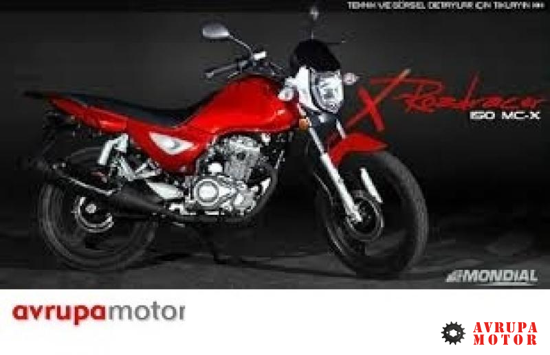 On Amortisorler 125/150 MC-MCX-B-